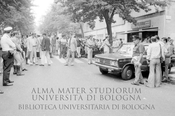 1976: Omicidio del magistrato Vittorio Occorsio in via Mogadiscio. Roma, 10.7.1976