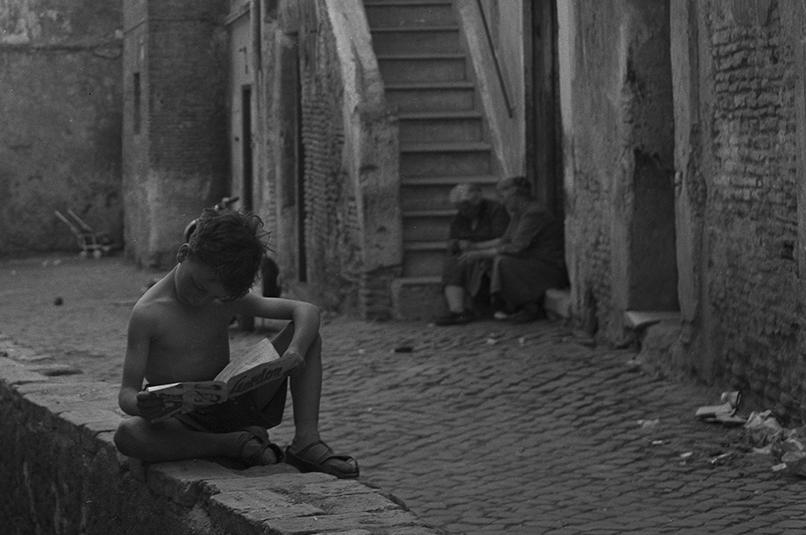 Lettori: fotografie di Rodrigo Pais