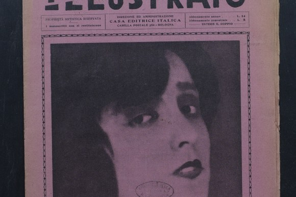 Periodici storici illustrati Cinema illustrato