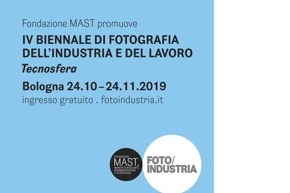 Fotografare la Tecnosfera: la quarta edizione di Foto/Industria. Biennale dedicata alla fotografia dell'Industria e del Lavoro, curata da Francesco Zanot e promossa da Fondazione MAST.