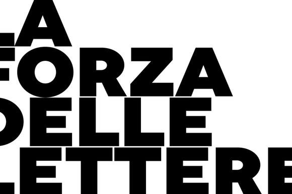La Forza delle Lettere