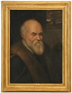 Ritratto di Ulisse Aldrovandi