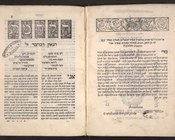 'Ovadyah Sforno, Commento alla Bibbia, Venezia, Giovanni Grifi, 1567 | c.1v-2r