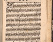 'Ovadyah Sforno, Opusculum … Lumen gentium appello, [Bologna], Anselmo Giaccarelli, 1548 | pag. 3