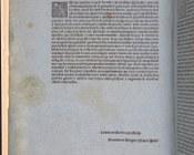 Biblia en lengua española, [Ferrara], Duarte Pinel - Jeronimo de Vargas, 1553 | c.Iv-dedica a Ercole d'Este