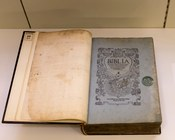 Biblia en lengua española, [Ferrara], Duarte Pinel - Jeronimo de Vargas, 1553