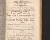 Cantico dei Cantici plurilingue | p. 497